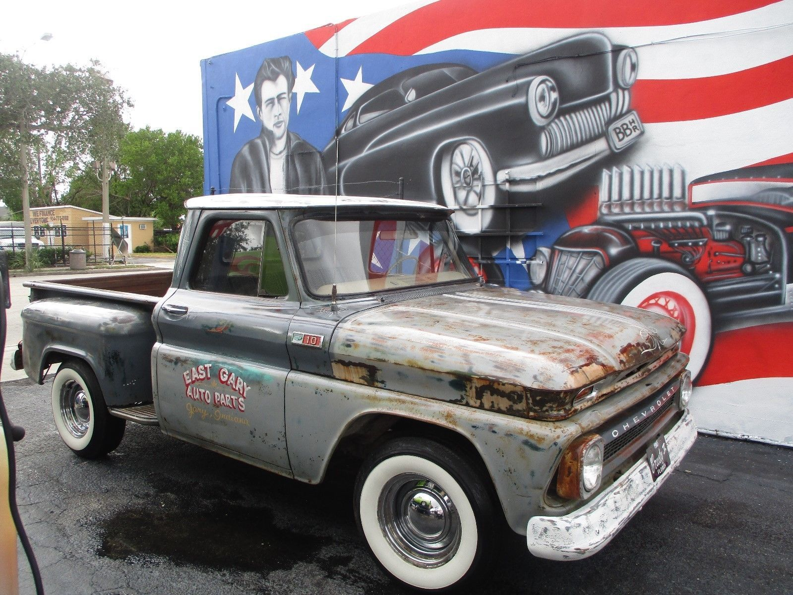 Cool Awesome 1965 Chevrolet C 10 1965 CHEVROLET C 10 SHORT BED PATINA TRUCK