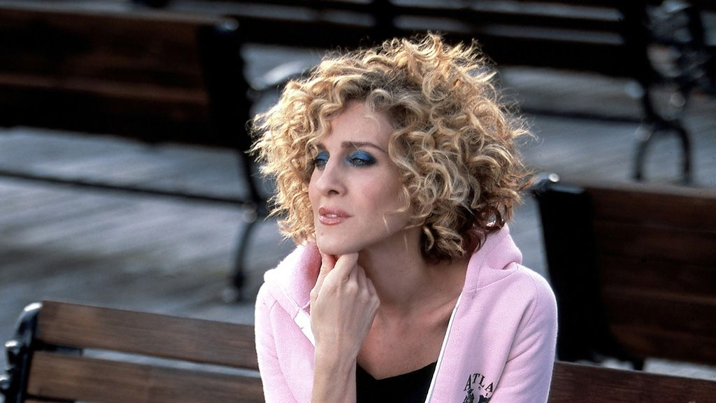 Carrie bradshaw's best hair looks during sex and the city