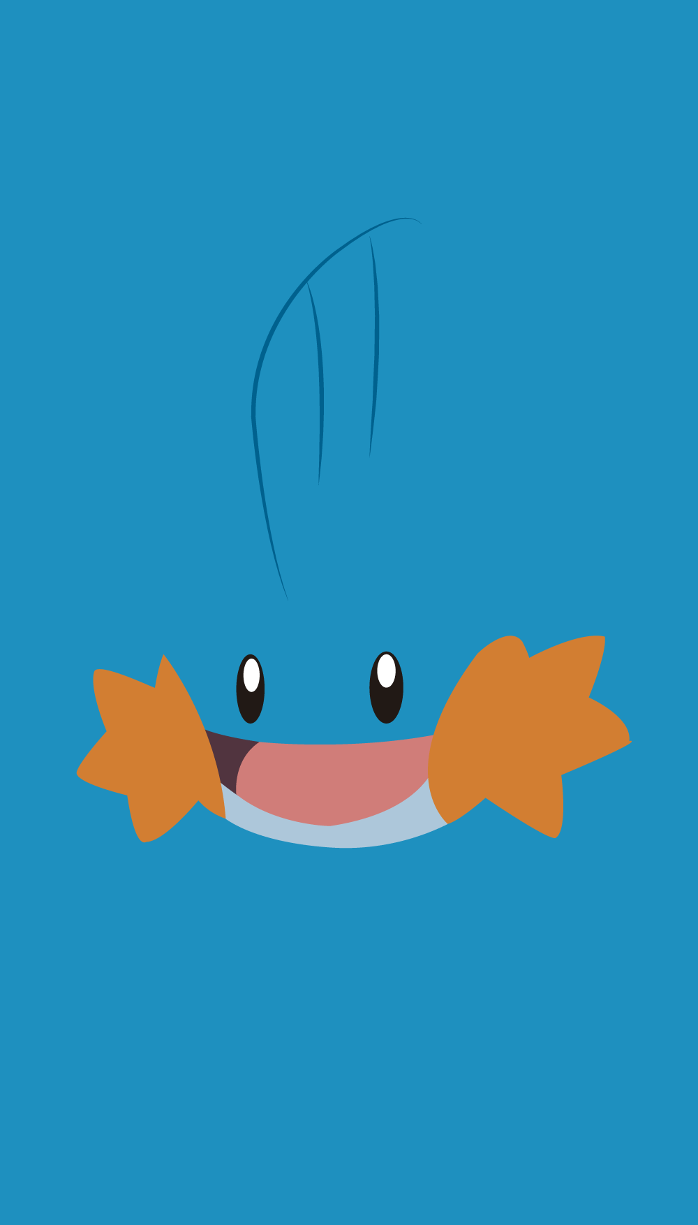 Pokemon Wallpaper Mudkip