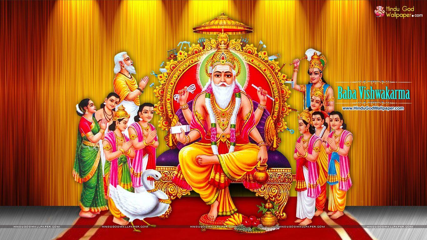 Vishwakarma Puja Wallpaper Hd Free Download Vishwakarma