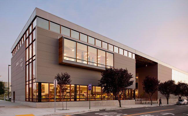 Berkeley Bowl West Kava Massih Architects Berkeley California Building Types Study