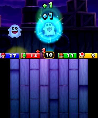 Peep A Peepa Mini Game Mario Party Island Tour Pinterest