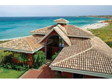 Curvado Range of Spanish Terracotta Roof Tiles by Bristile ...