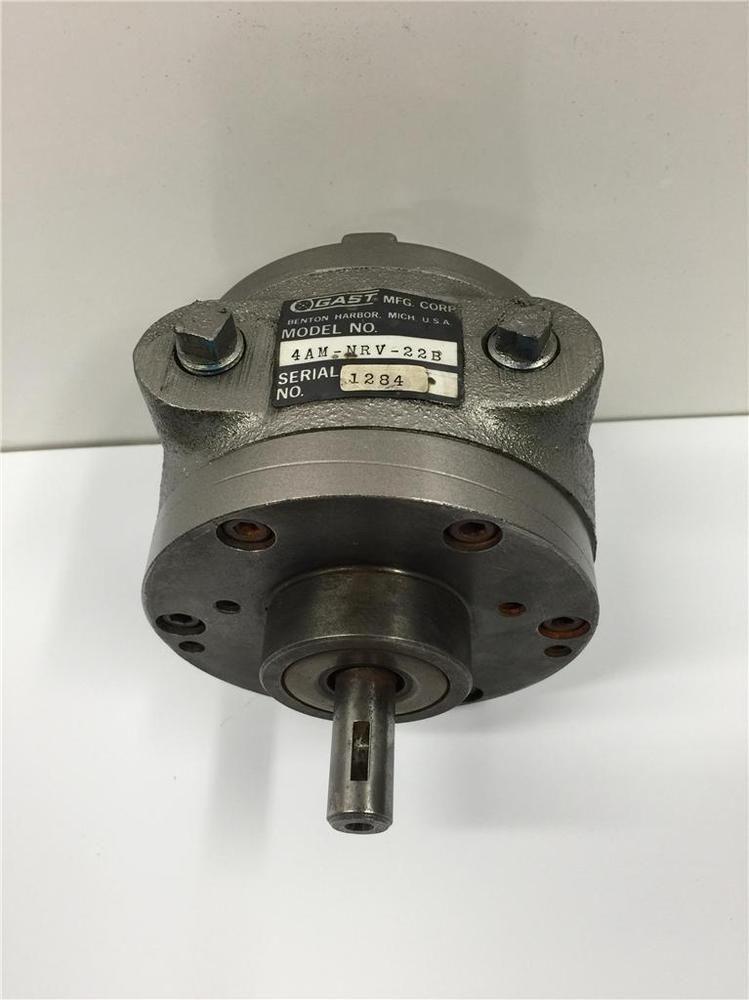 Pin By Michigan Surplus On Pneumatic Motors Vaccum Ebay Motor