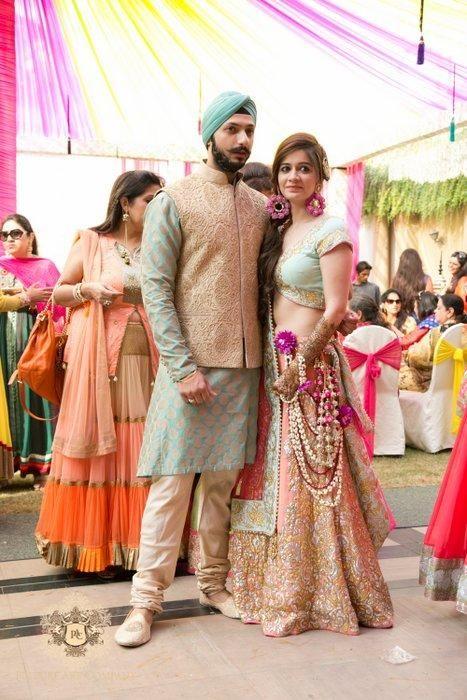Delhi NCR weddings | Pastels, Desi and Indian fashion