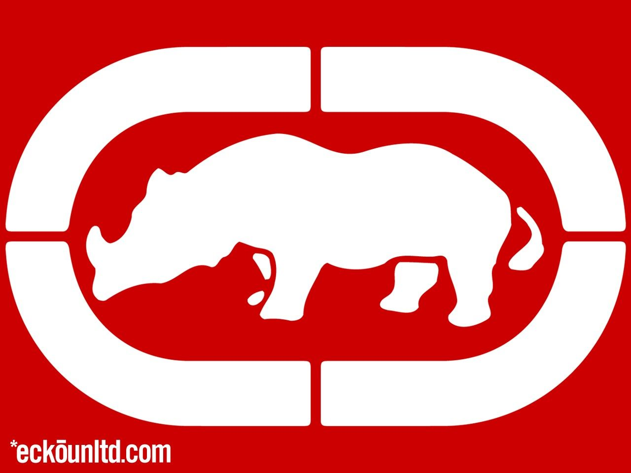 Ecko Unlimited Apparel Uses A Rhino Which Is Endangered In Their
