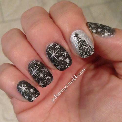 Ngel silvester 5 besten unique nail designs unique and manicure prinsesfo Images