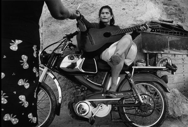 Gitana (Gipsy) - Graciela Iturbide