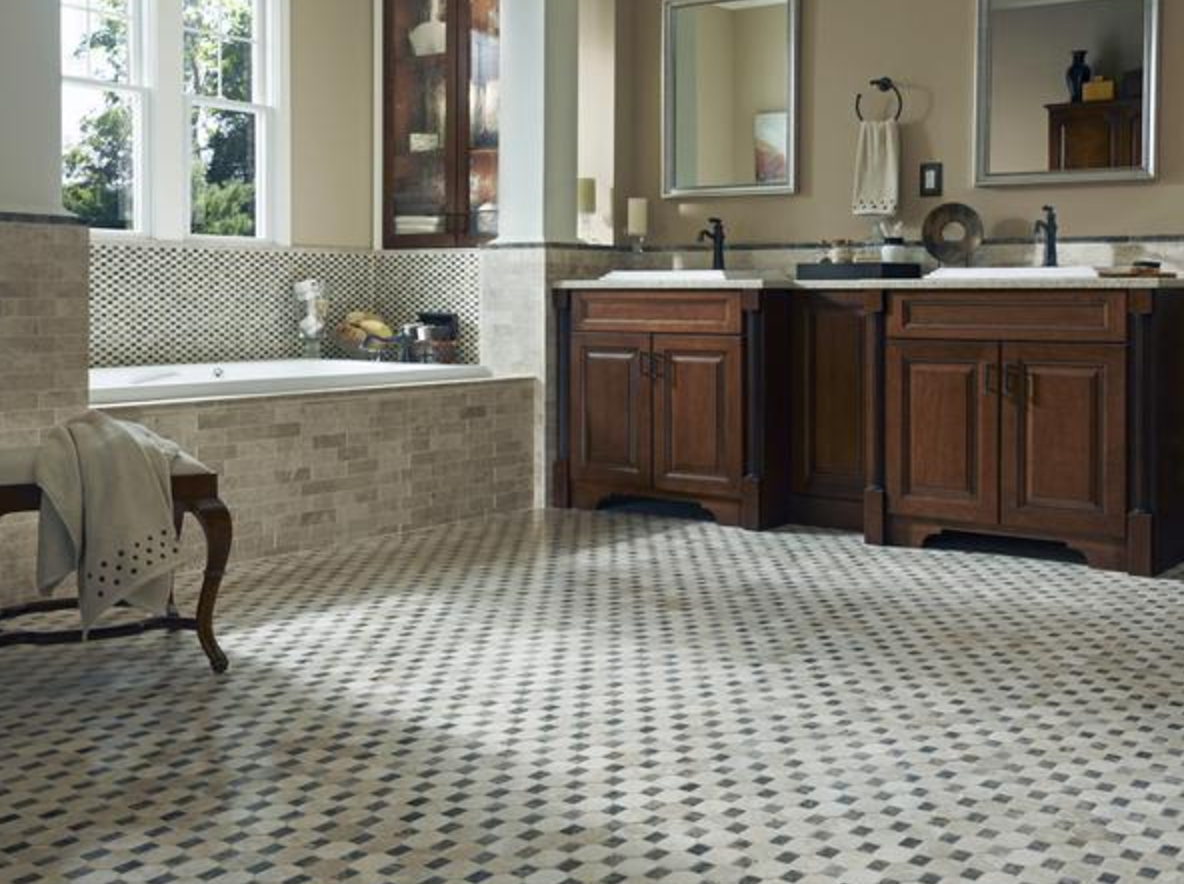 What type of flooring is best for bathrooms - Explore Large Bathrooms Tiled Bathrooms And More