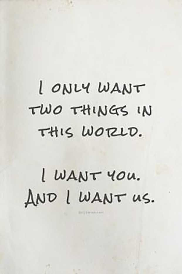 I do because those are the only things that can make me so happy.
