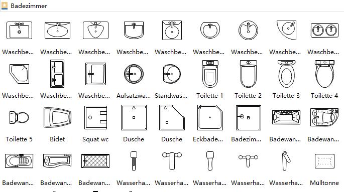 Symbole für Bauplanung (mit Bildern) Planer, Bauplan