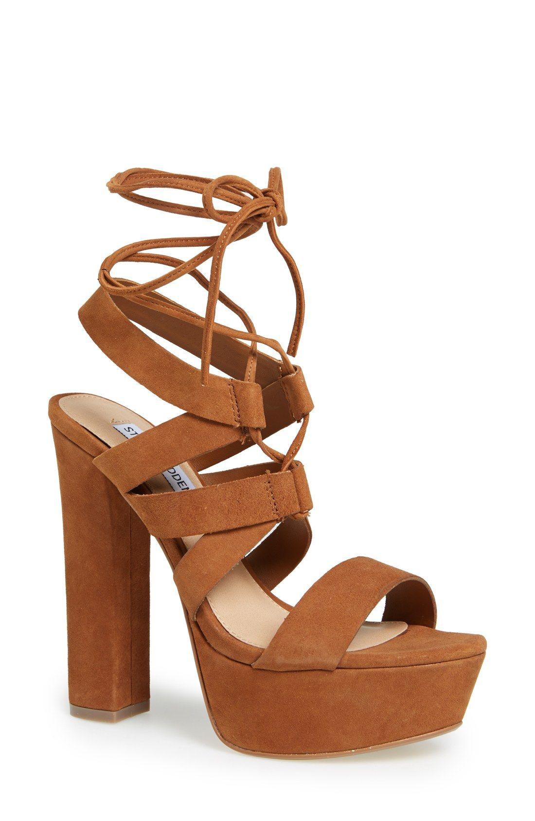 Steve Madden 'Justinaa' Platform Sandal