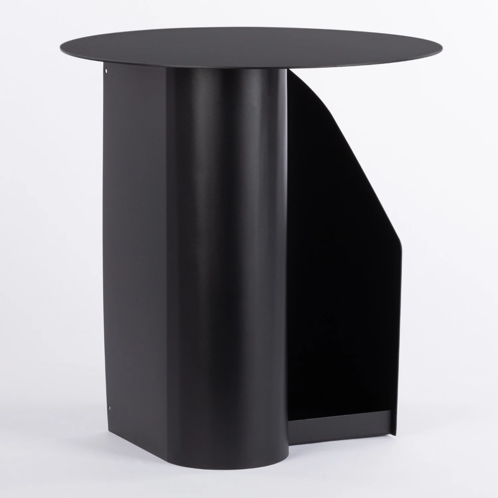 Gnohm Side Table Sklum Side Table Finished Living Room Industrial Style [ 1000 x 1000 Pixel ]