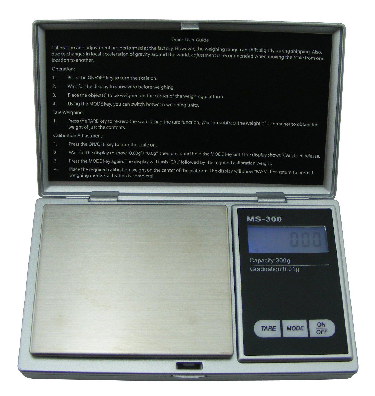 Homebrew Finds Weigh Masters ProDigital 100 Gram, 1/100th