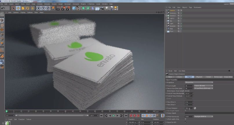 Learn how to create a business card stack in cinema 4d in the new learn how to create a business card stack in cinema 4d in the new video tutorial reheart Choice Image