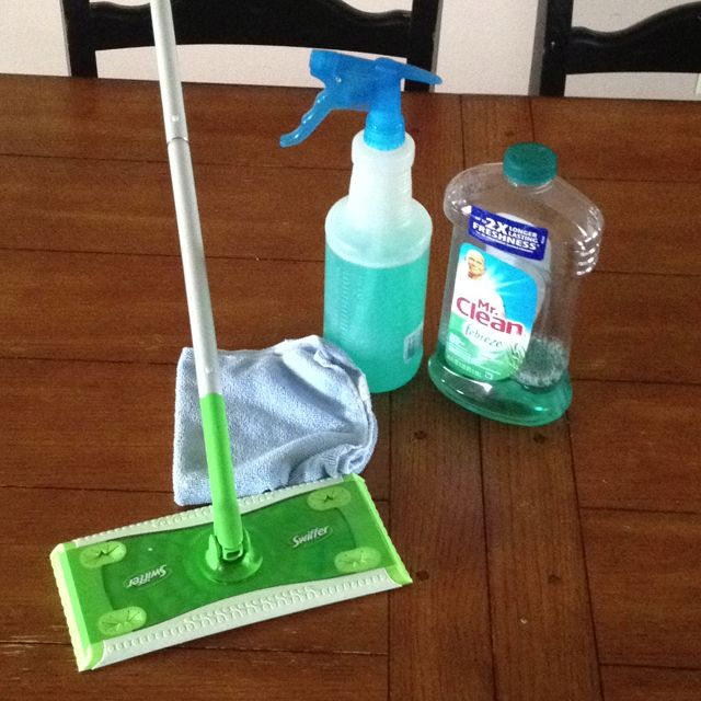 Diy Swiffer Cleaning Pads Skip Buying Those Expensive