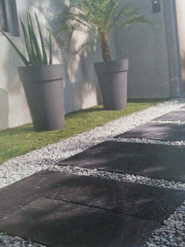 Pin by Karim Djidjelli on Autres Pinterest Backyard, Stone paths