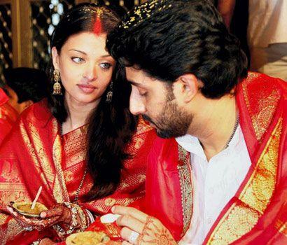 Abhisheck Bachan & Aishwarya Rai's wedding | Actress ...