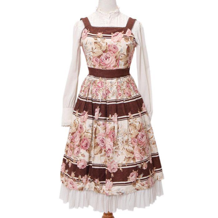 http://www.wunderwelt.jp/products/detail3017.html ☆ · .. · ° ☆ · .. · ° ☆ · .. · ° ☆ · .. · ° ☆ · .. · ° ☆ Rose pattern long dress Innocent World ☆ · .. · ° ☆ How to order ☆ · .. · ° ☆ http://www.wunderwelt.jp/blog/5022 ☆ · .. · ☆ Japanese Vintage Lolita clothing shop Wunderwelt ☆ · .. · ☆ # egl