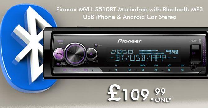 Sony MEX-N7300BD Bluetooth Stereo CD MP3 USB iPhone Android /& DAB Radio