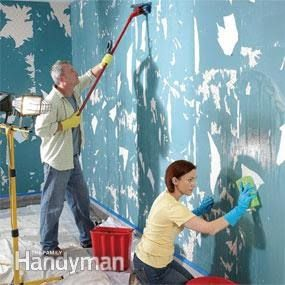 How to Remove Wallpaper The Best Way Remove wallpaper