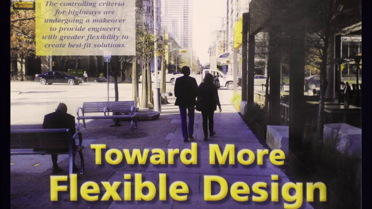 This video highlights how FHWA iinvests in pedestrian and