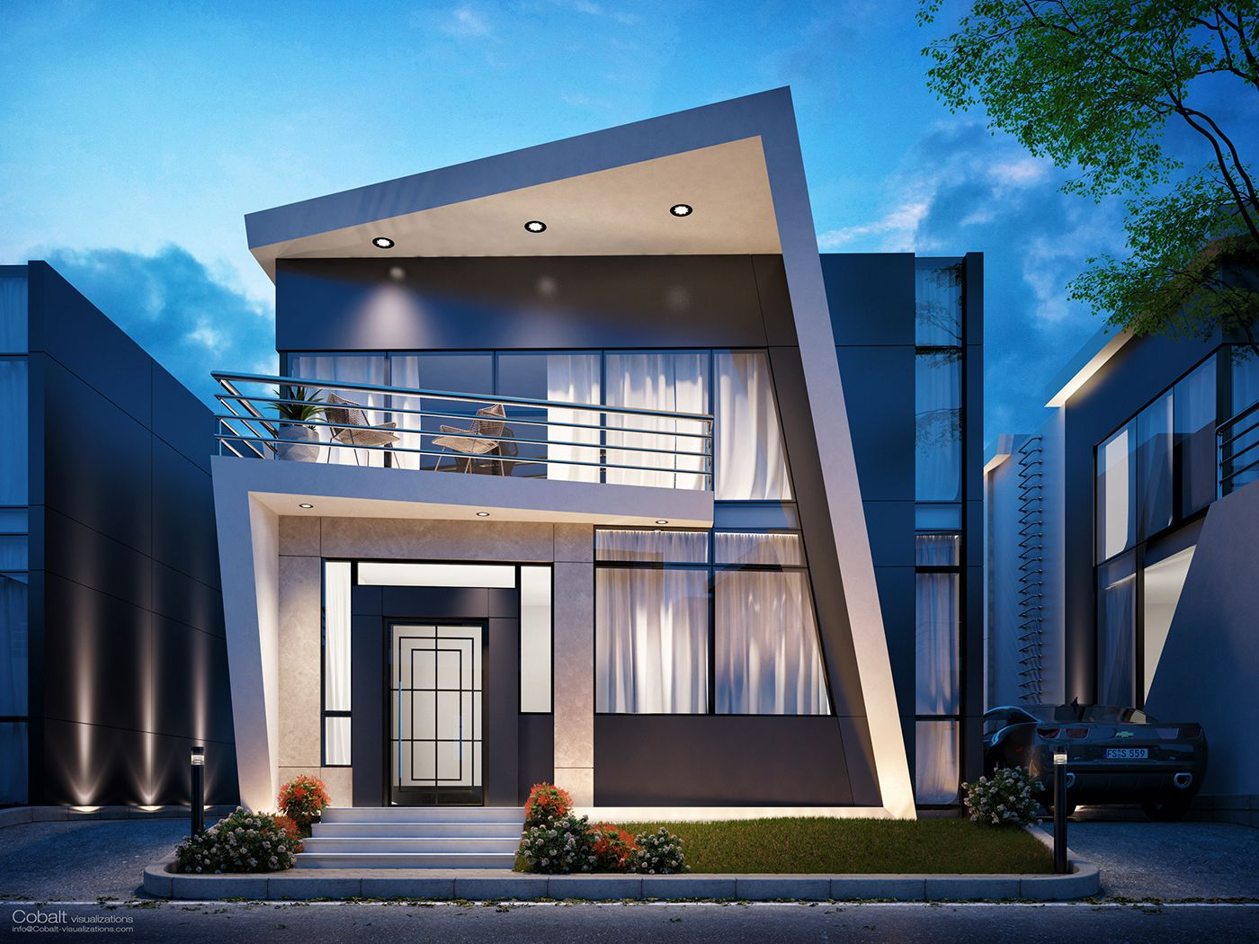 villa type visualization for lifeview compound in shorouk  egypt