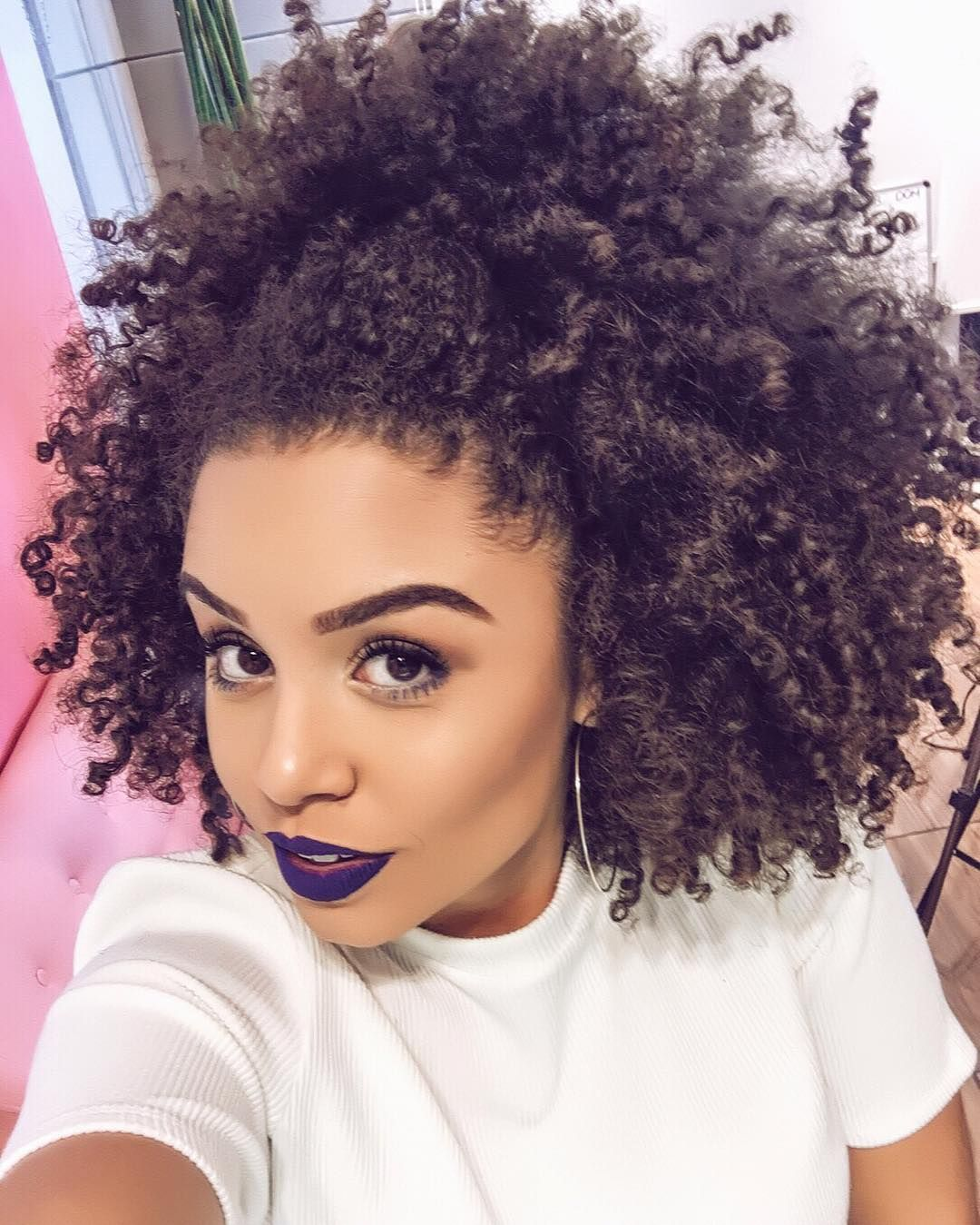Pin by leah staten on curly hairhairstyle pinterest cabello