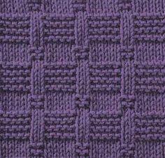 Photo of Strickmuster (besonders gut für Decken und viel einfacher als es aussieht …