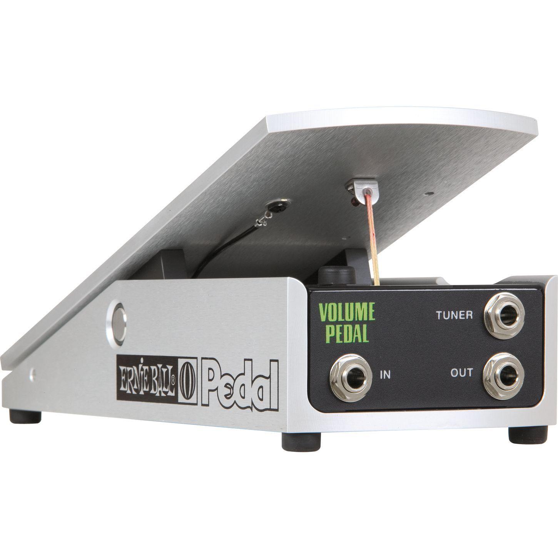 Ernie Ball 6166 Mono Volume Pedal | Music Gear | Pinterest | Guitars