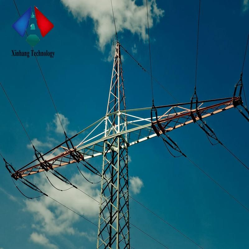 33kv Iron Tower Electrical Power Tubular Steel Structure Price For