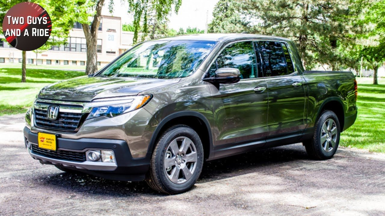 2020 Honda Ridgeline Review More than just a weekend