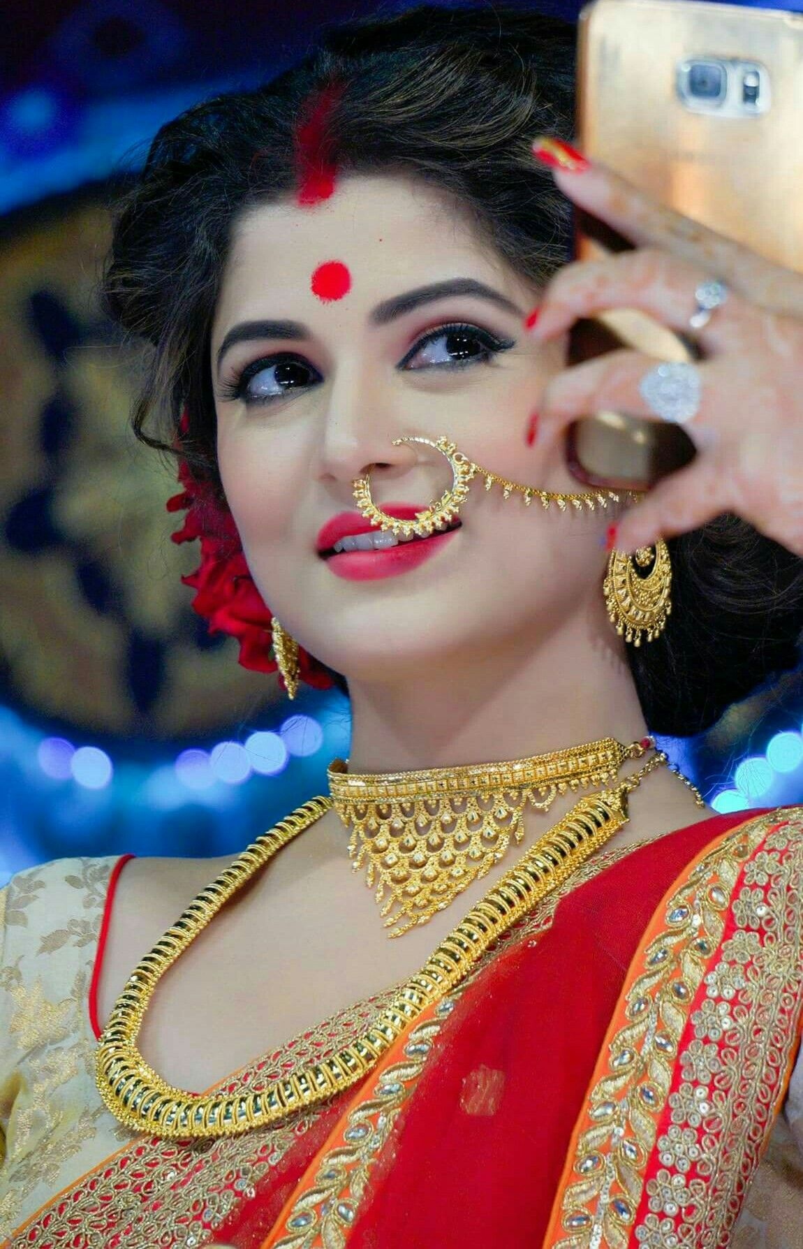 bengal #bridal #bride #bengali #wedding #india | bengali wedding
