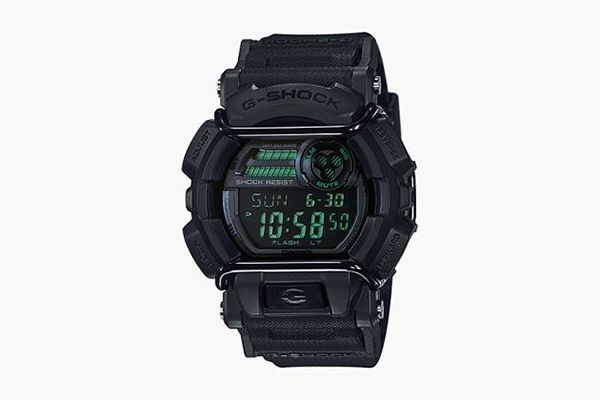 G-SHOCK 2015 Military Black Series