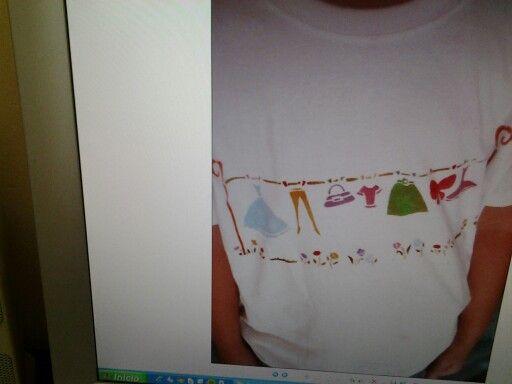 Camiseta de Patri