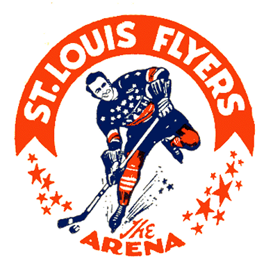 St Louis Flyers American Hockey League Thru The Years American