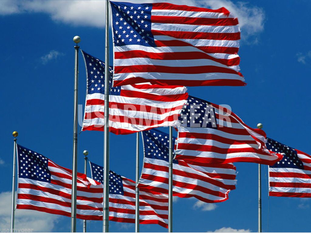 11 11 embroidered star american us usa united states nylon flag flags 5x8 3x5 ebay home garden