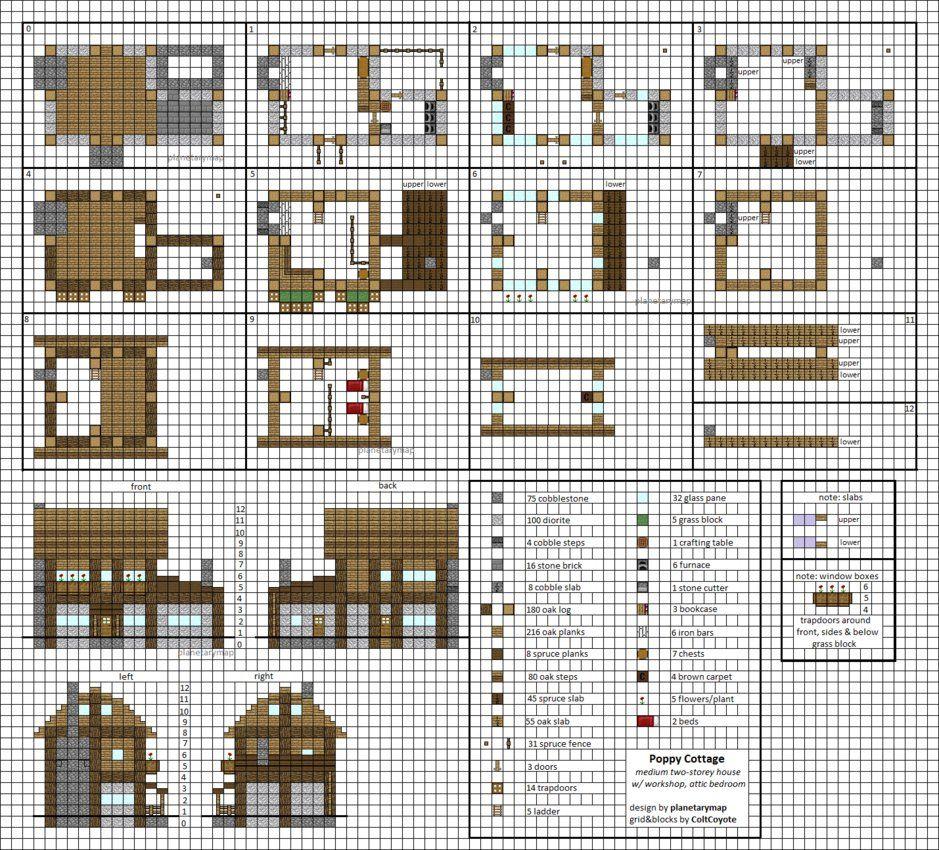 minecraft blueprints layerlayer - google search | minecraft