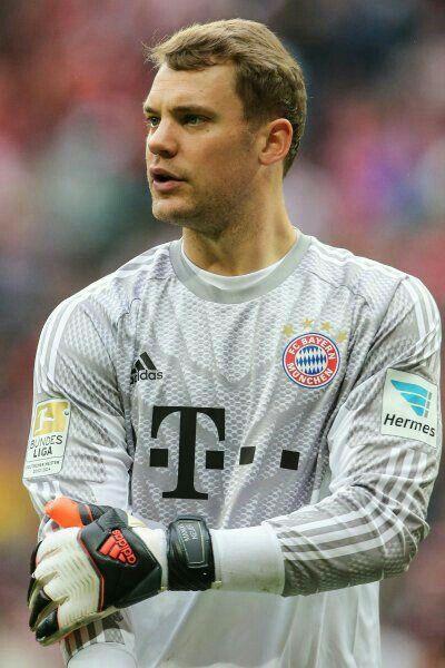 53dfc38660 Manuel Neuer - FC Bayern