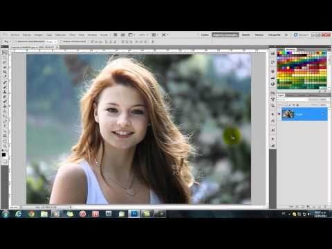 Curso Básico De Photoshop Cs5 Parte 5 Wmv Photoshop Youtube Tutorial