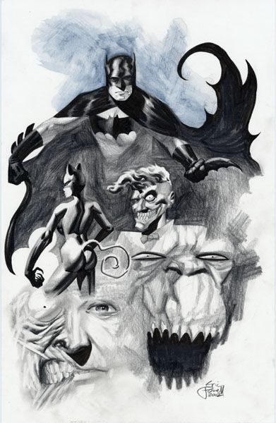 Image result for eric powell batman