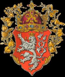 Bohemia - Wikipedia, Coat of Arms of the Kingdom of Bohemia