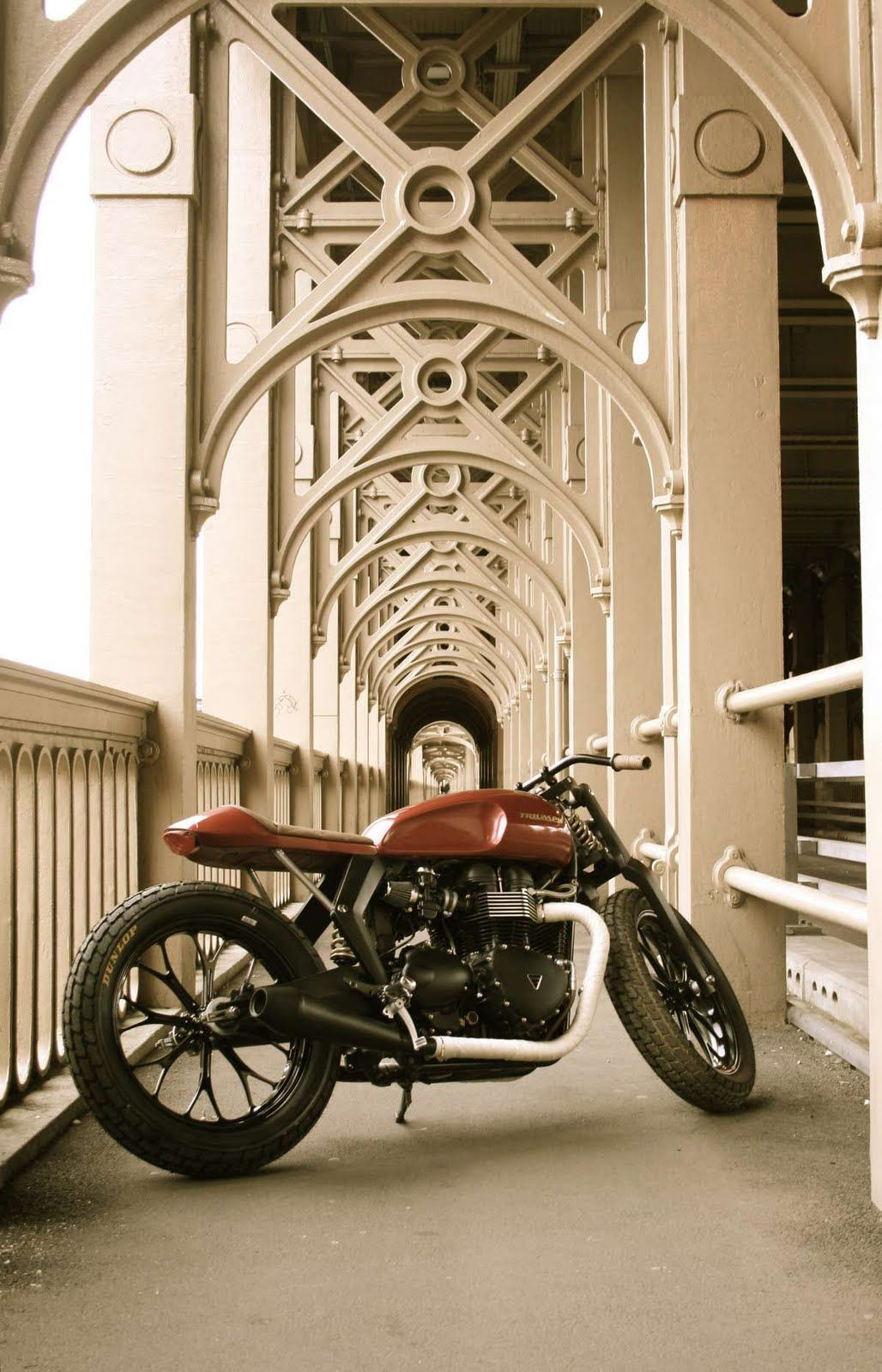 Triumph Speed Twin Cafe Racer