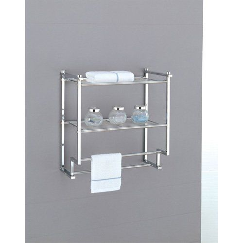 Found It At Wayfair Metro Wall Mounting Rack With Towel Bars