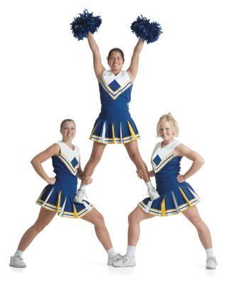 Cheerleading Games to Play #cheerleadingstunting
