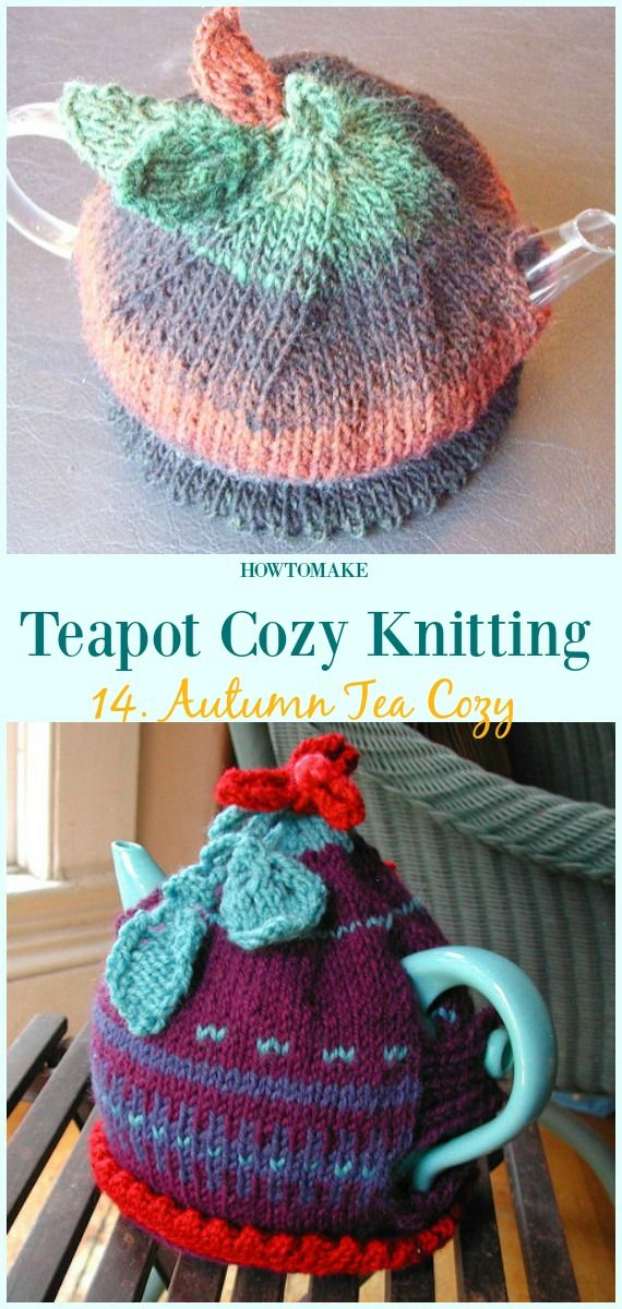 Teapot Cozy Free Knitting Patterns | Knitted tea cosies ...