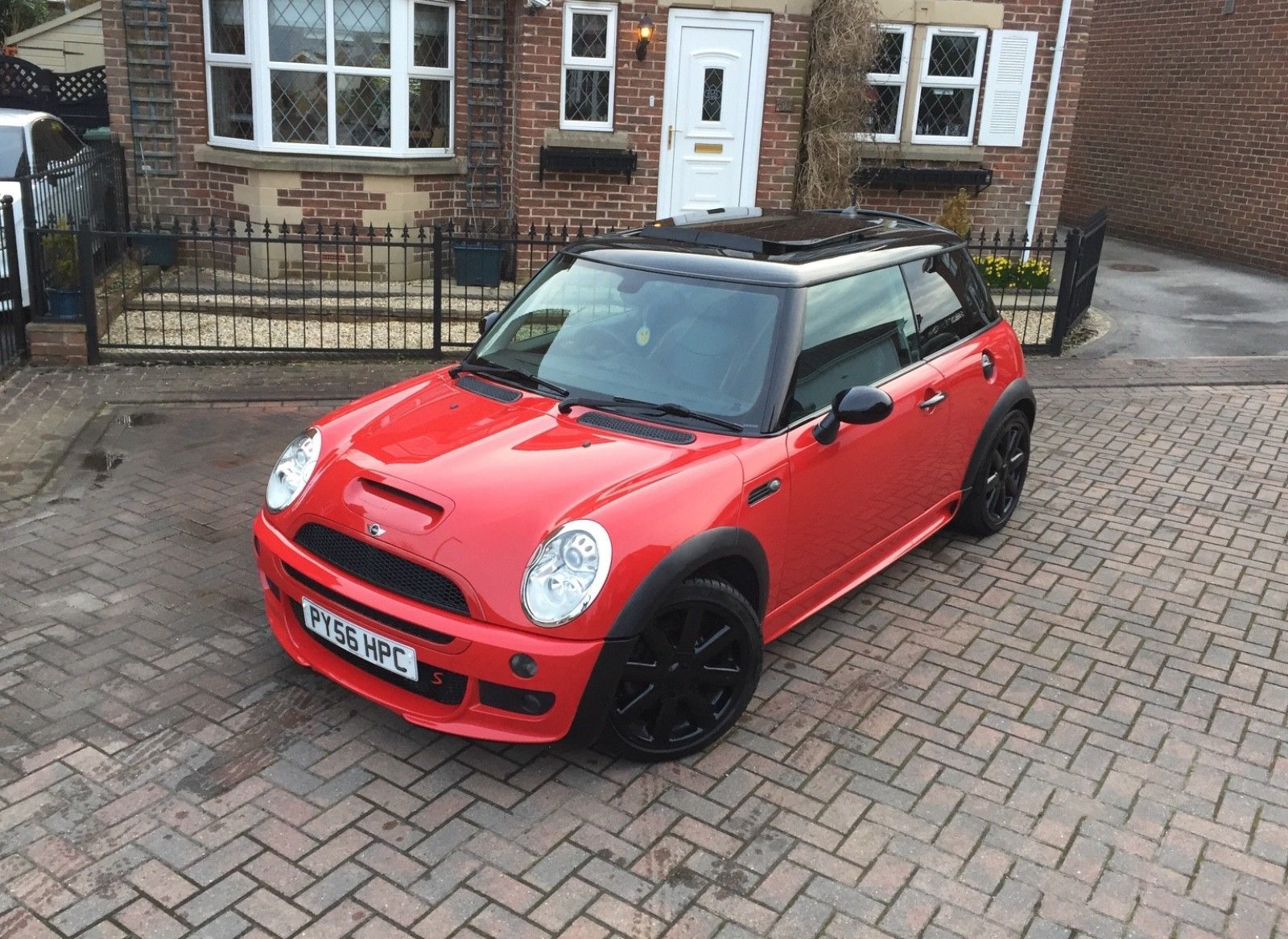 Ebay 2006 Bmw Mini Cooper S 1 6 Supercharged Facelift High Spec Fsh