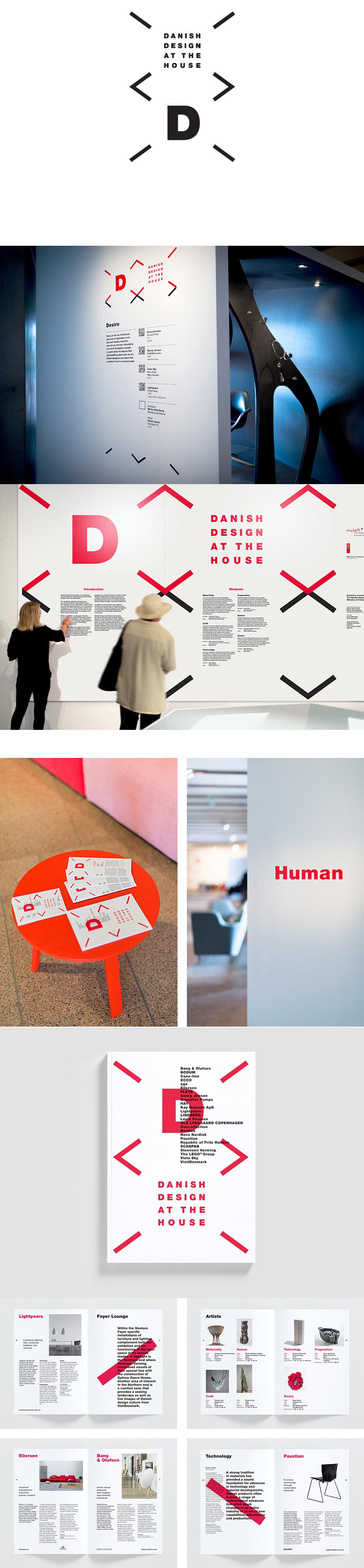 Danish Design At The House Exhibition   Branding