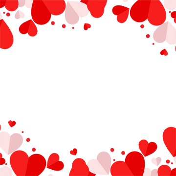Red And Pink Heart Vector Frame Png Png Free Download Red Heart Heart Heart Vector Png Transparent Clipart Image And Psd File For Free Download Free Clip Art Valentines Wallpaper Pink