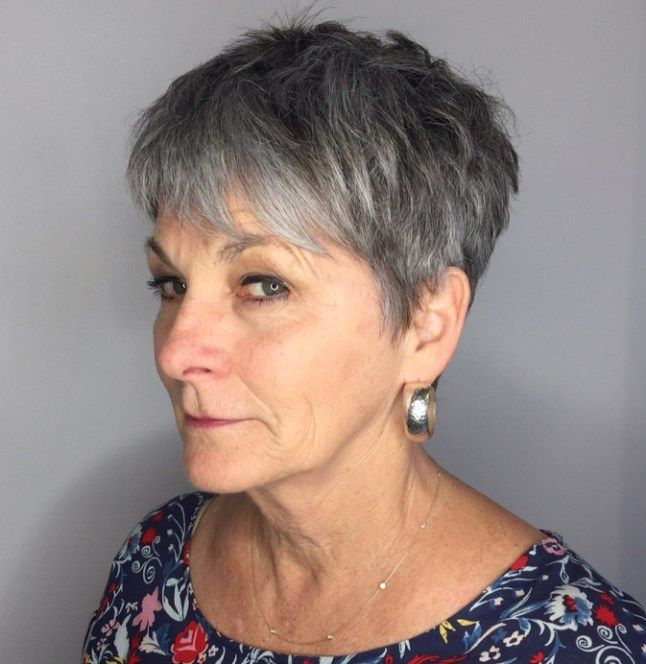 50 Age Defying Hairstyles for Women over 60 - Hair